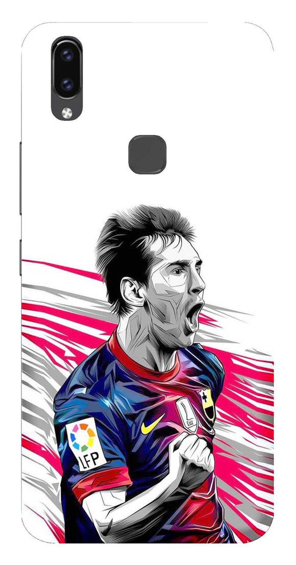 Sports Collection Back Cover for Vivo Y91