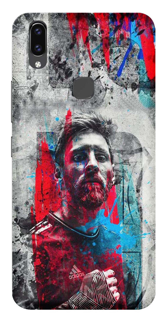 Sports Collection Back Cover for Vivo V11i