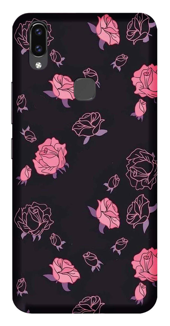 Designer Collection Back Cover for Vivo Z1