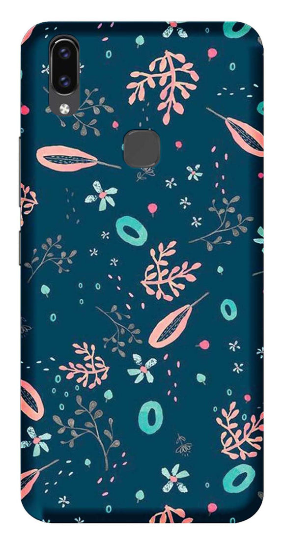 Designer Collection Back Cover for Vivo V9 Pro