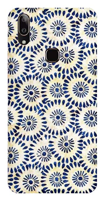 Designer Collection Back Cover for Vivo Y95