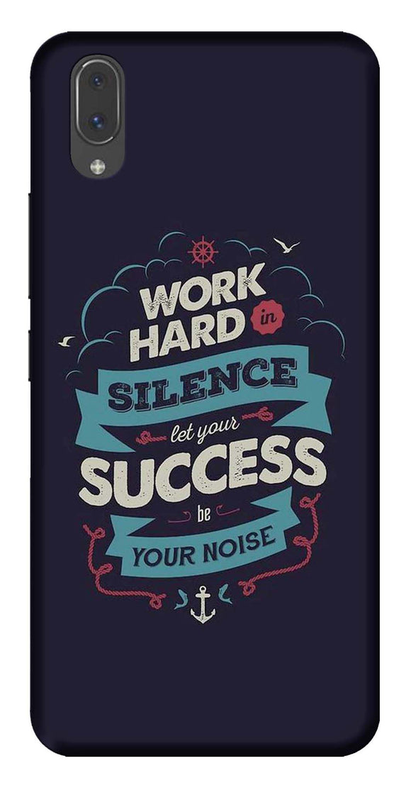 Quotes Collection Back Cover for Vivo V11 Pro