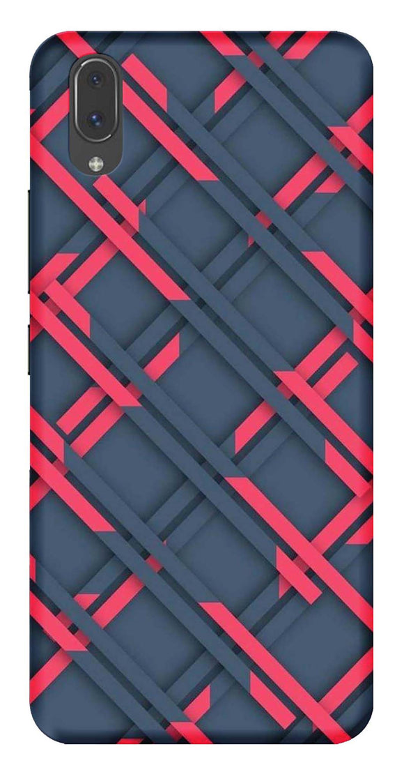 Designer Collection Back Cover for Vivo NEX S