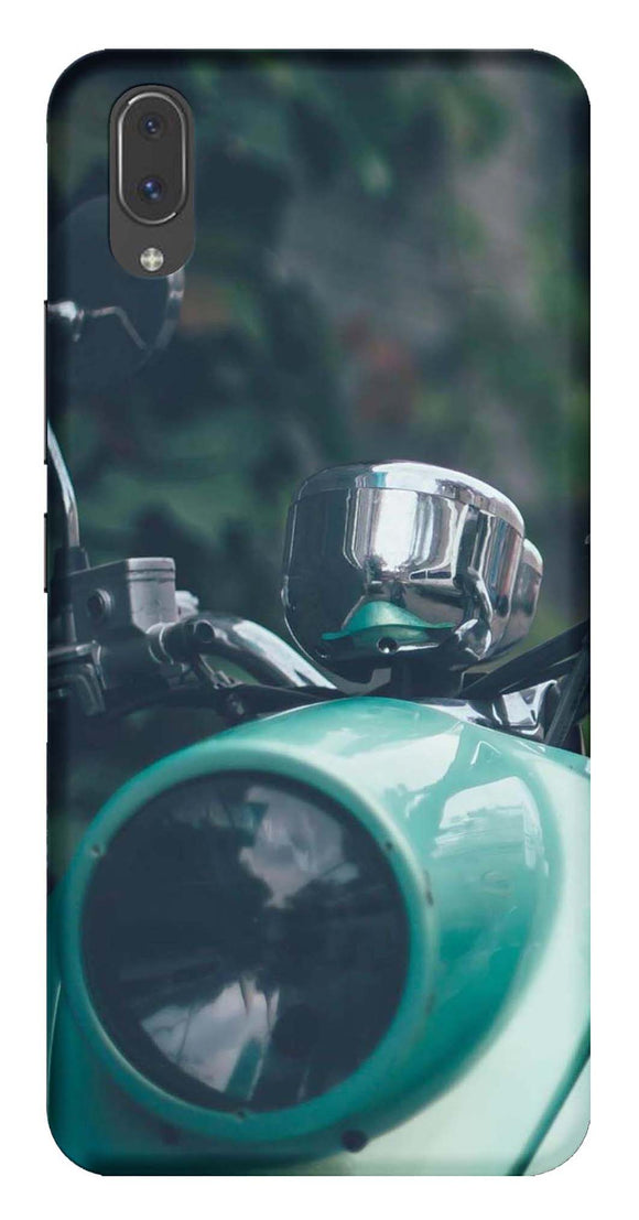 Bikes & Cars Collection Back Cover for Vivo NEX S