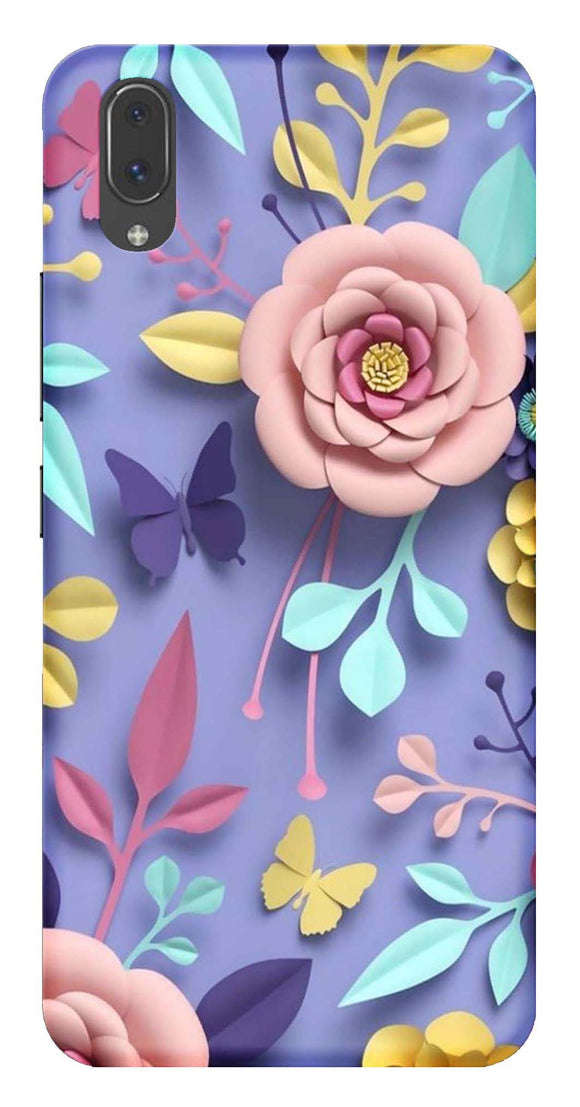 Designer Collection Back Cover for Vivo Y97