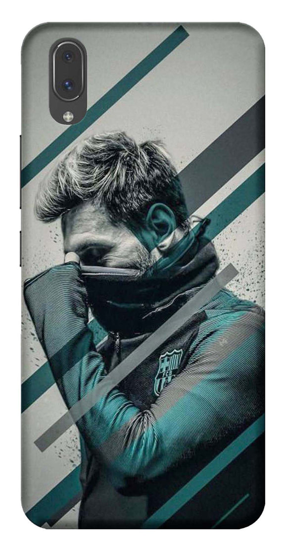 Sports Collection Back Cover for Vivo V11