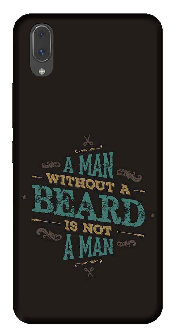Quotes Collection Back Cover for Vivo V11