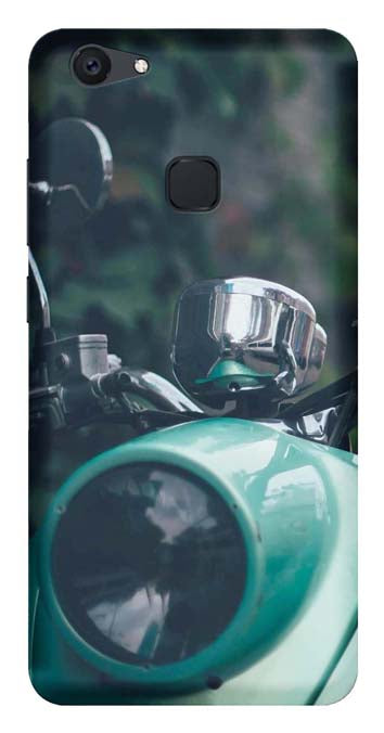 Bikes & Cars Collection Back Cover for Vivo Y81