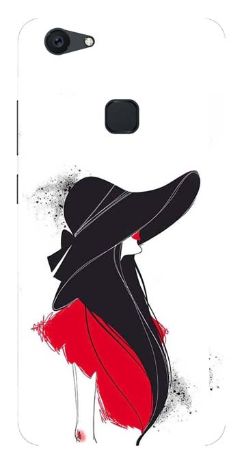 Trendy Collection Back Cover for Vivo Y81