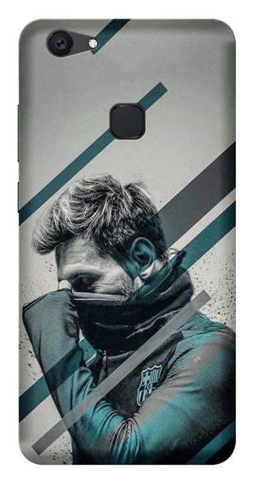 Sports Collection Back Cover for Vivo Y81