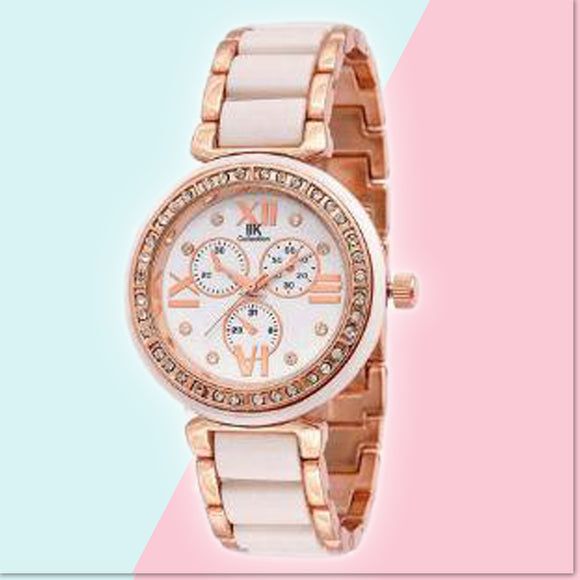 Stylish Rose Gold watch for Women