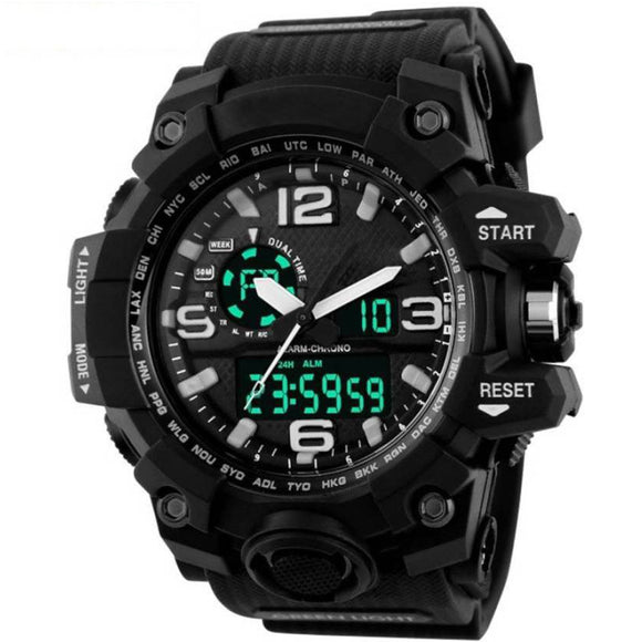 StyleKen Skmei Black Watch