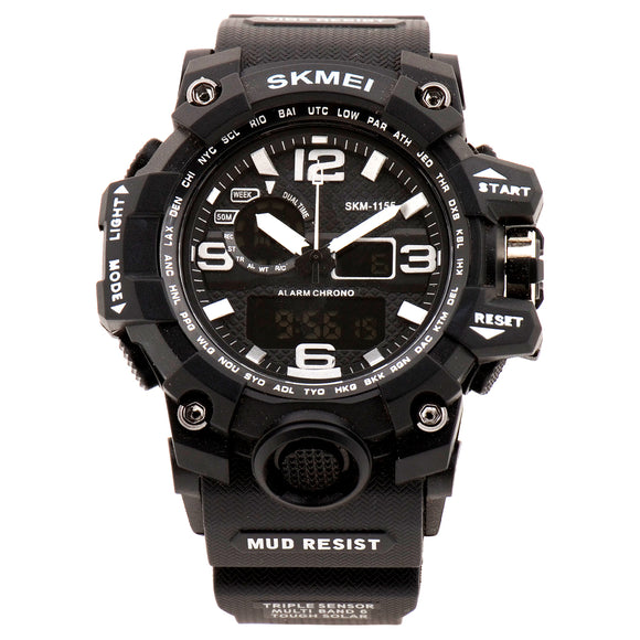 SKMEI Analog Digital Sports Watch