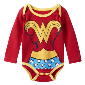 Body fille Wonder woman | Body fille marvel
