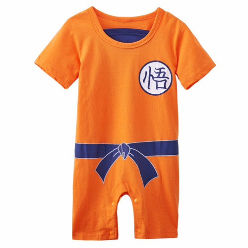 Pyjama sangoku Bébé | Body Dragon Ball