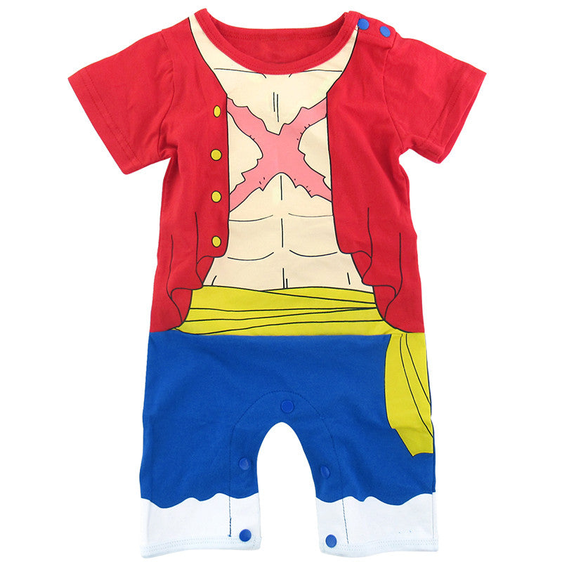 Pyjama Luffy One piece | Barboteuse Manga