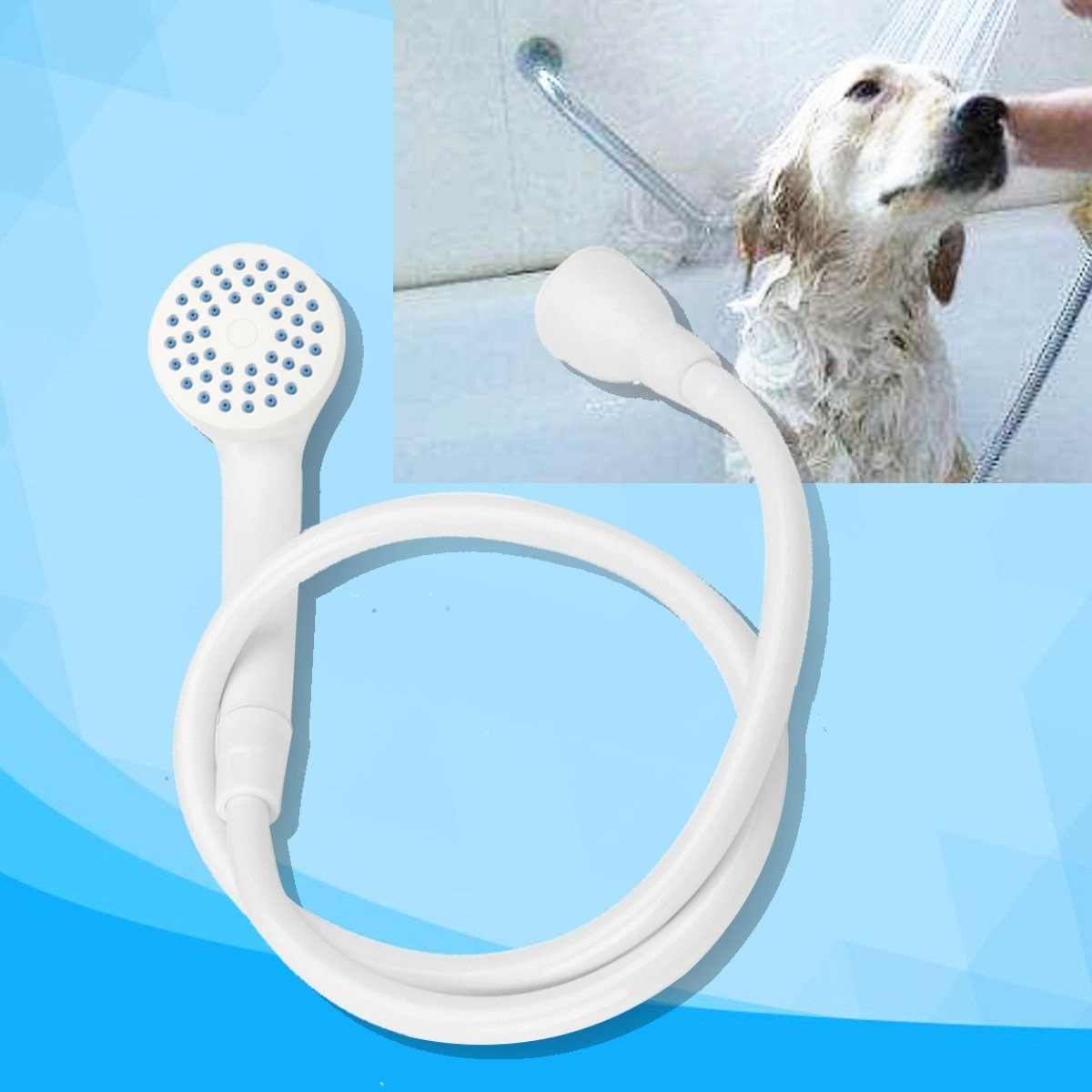 Dog & Cat Shower Portable Faucet and Hose TPE Connector - mhae-pet&feet