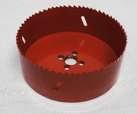 Hole Saw, 14mm - 200mm HSS Suitable for Sheet Metal, Mild Steel, Wood and Plastic
