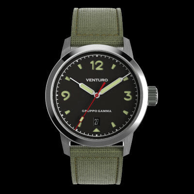 Venturo Field Watch (Black)