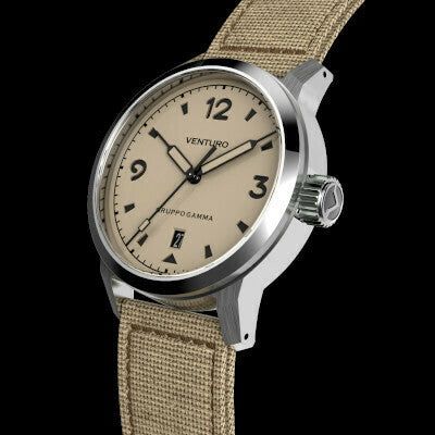 Venturo Field Watch (Cream)