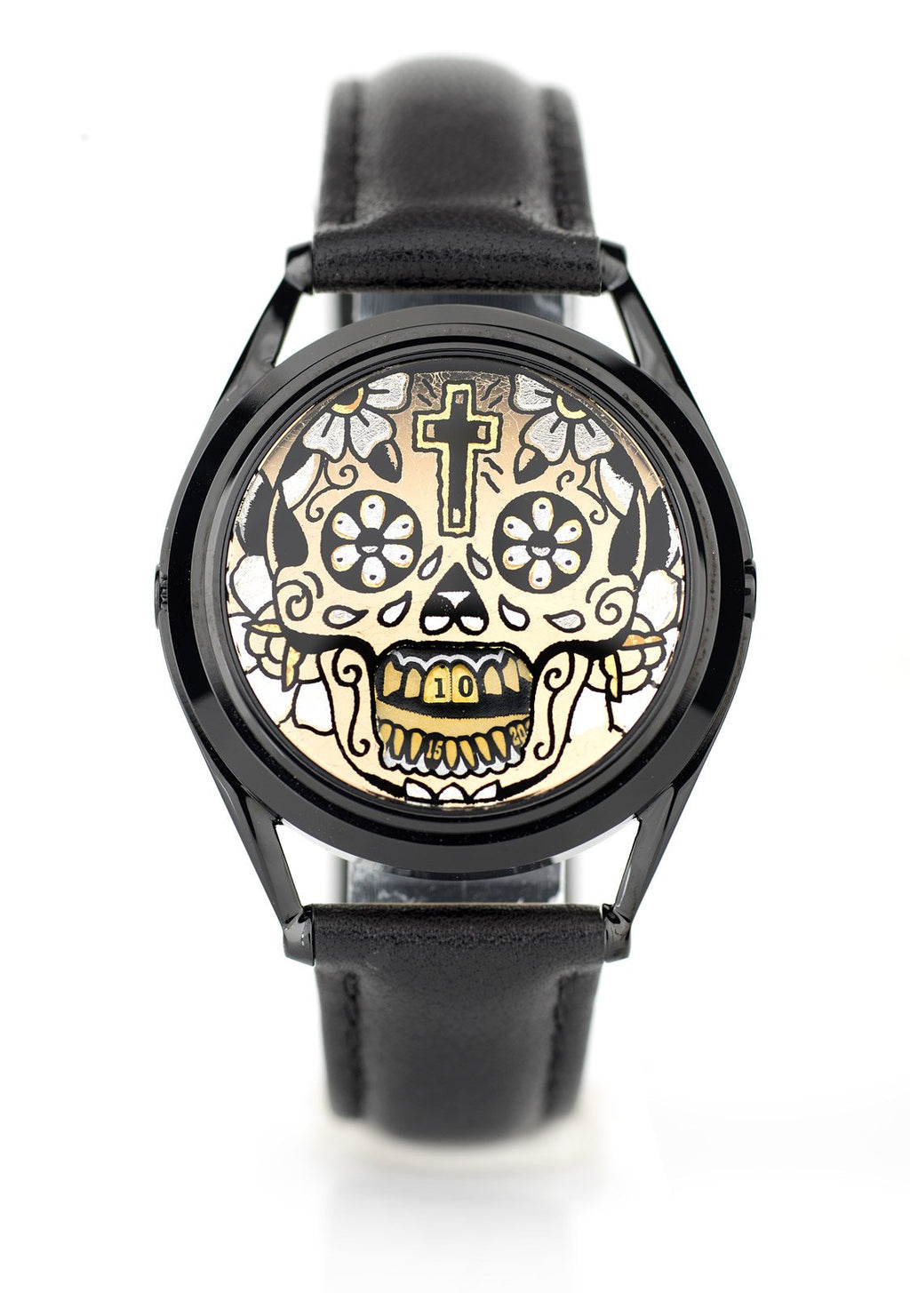 "Mr Jones Watches ""Gilded Skull"""