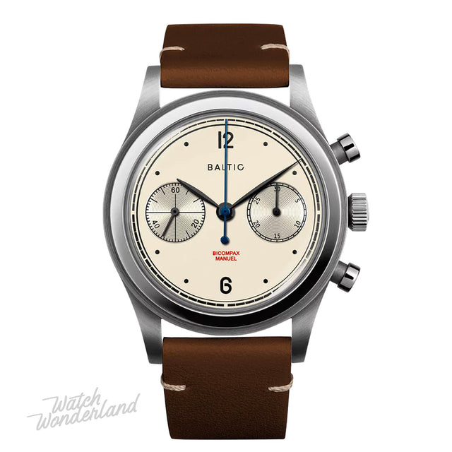 Baltic Bicompax 001 Chronograph (Cream)