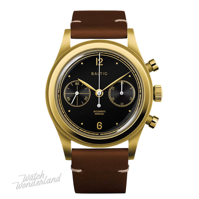 Baltic Bicompax 001 Chronograph (Gold DLC)