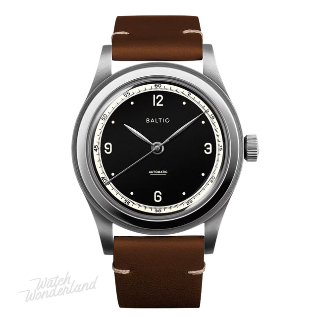 Baltic HMS001 Automatic (Black Silver)
