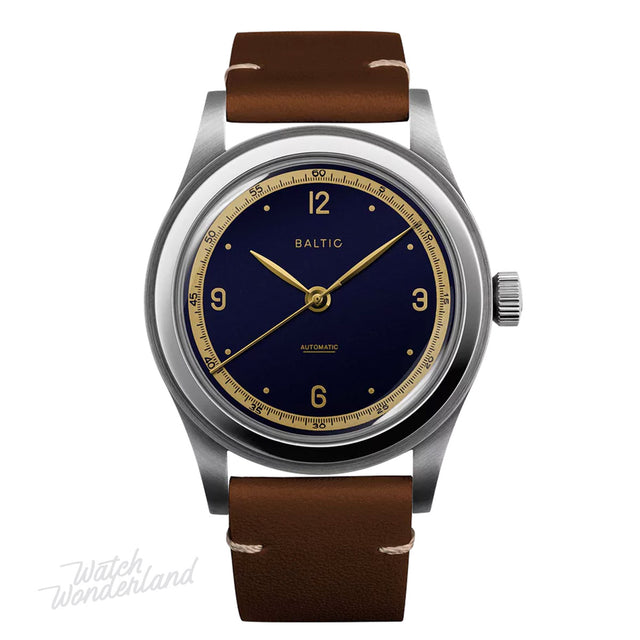 Baltic HMS001 Automatic (Blue Gilt)