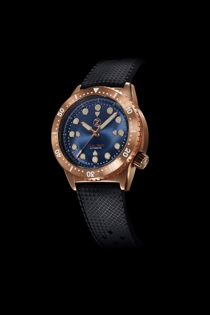 Zelos Great White Bronze (Cobalt Blue)