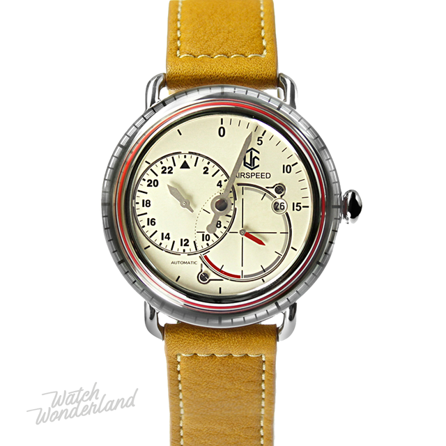 CJR Airspeed Pilot Vintage Red (SS-W-01)