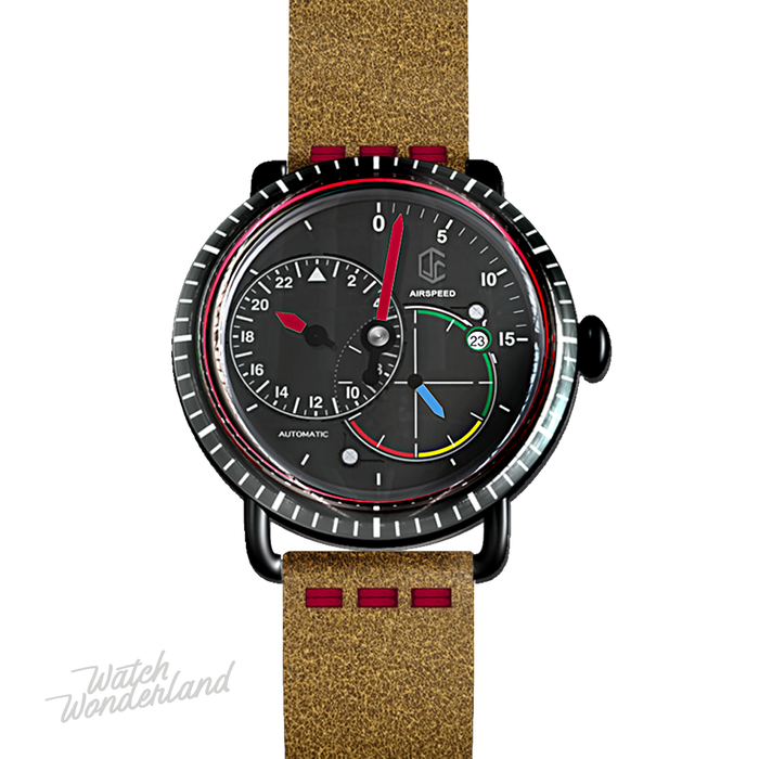 CJR Airspeed Pilot Special Edition