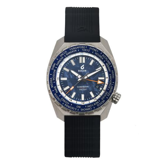 Boldr Globetrotter GMT World Timer (Meteoblue)