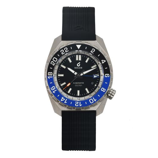 Boldr Globetrotter GMT (Blue/Black)