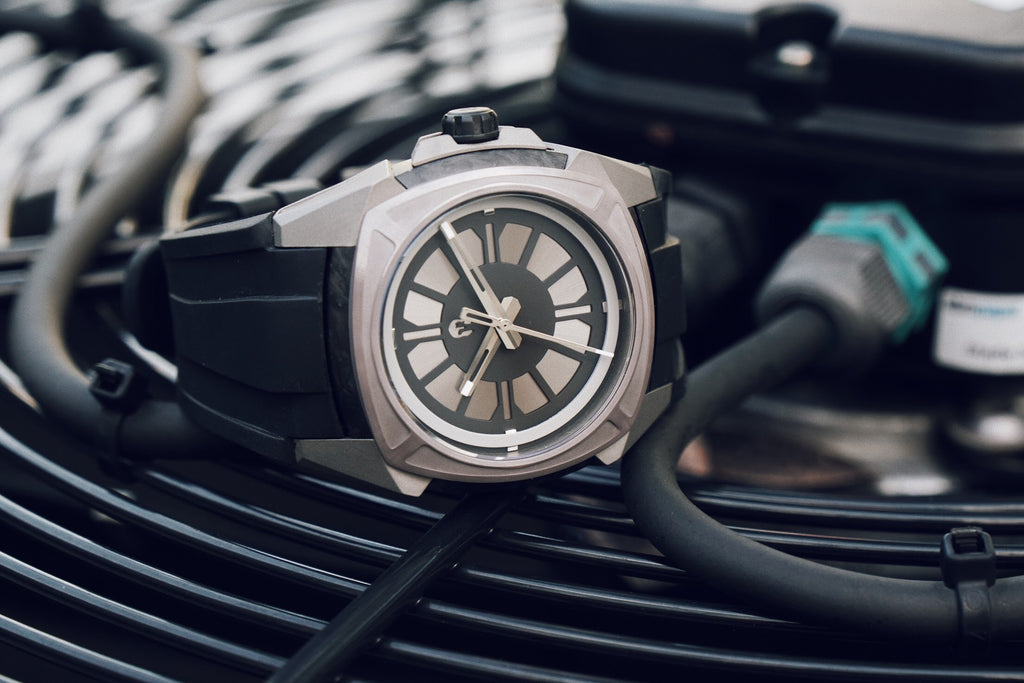 Vilhelm Elemental Steel (Grey)