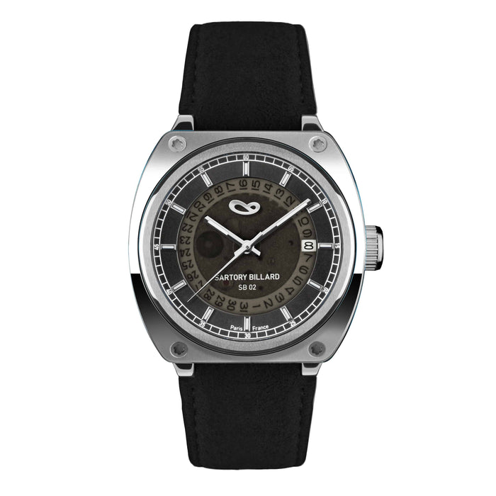 Sartory Billard SB02 (Anthracite/Black)