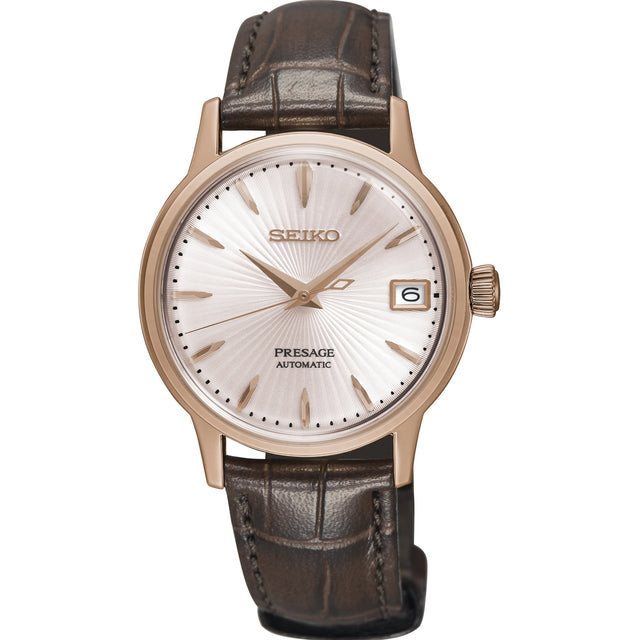 Seiko SRP852J1 Presage Ladies Cocktail (Rose Gold)