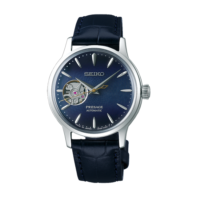 Seiko SSA785J1 Presage Ladies Cocktail Blue