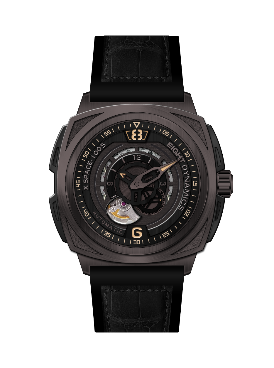 Eight Dynamics X-Space 1005 (Gunmetal)