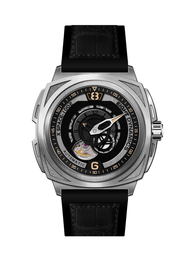 Eight Dynamics X-Space 1002 (Stainless Steel)