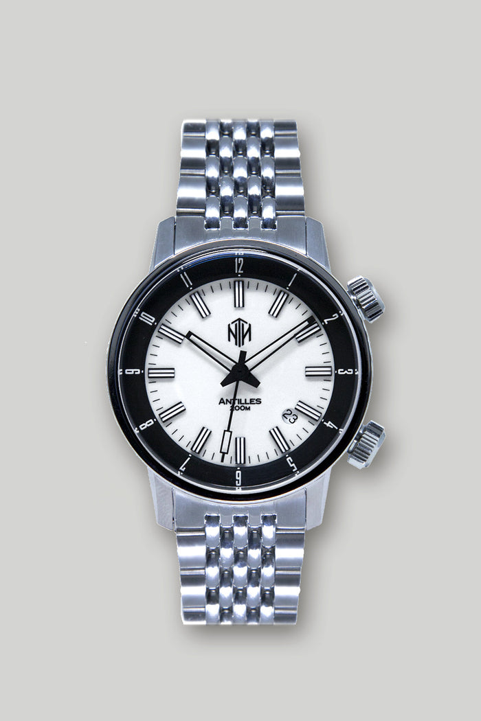 NTH Antilles (White, Date)