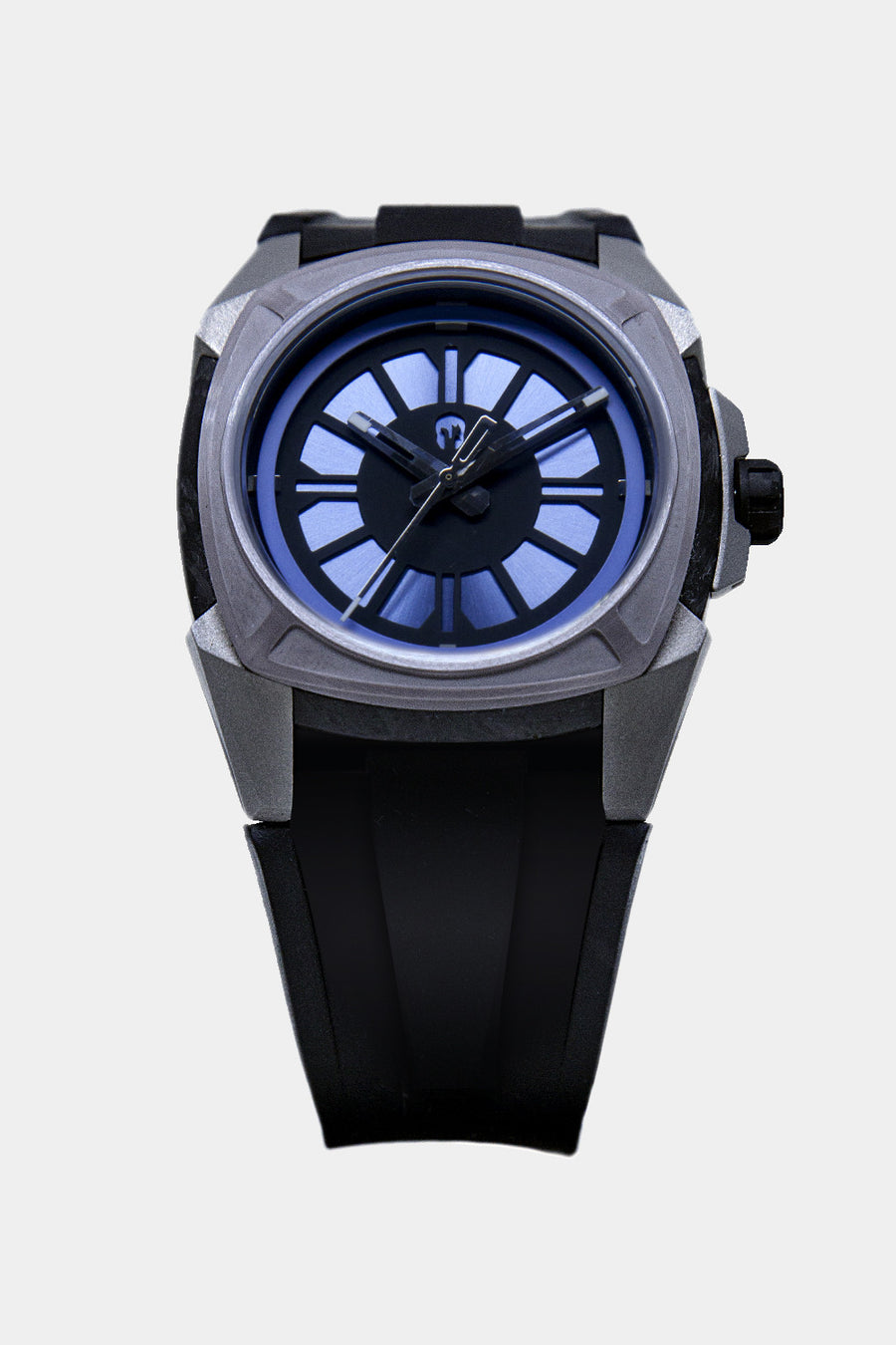 Vilhelm Elemental Steel (Cobalt Blue)