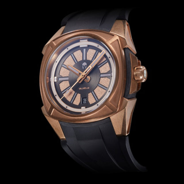 Vilhelm Talos Rose Gold