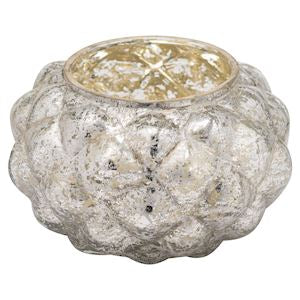 Large Argento Votive Candle Holder