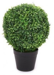 Potted Artificial Topiary, 35cm
