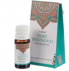 Goloka Fragrance Oil - Pure Patchouli