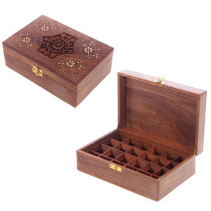 Sheesham Wood Essential Oil Box