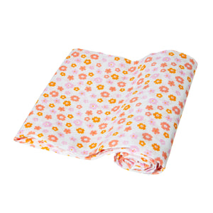 Freya Swan Muslin Cloths - 3 Pack
