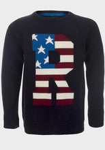 Soul & Glory Knitted Jumper - Navy