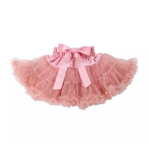 Baby/ Toddler Tutu - Dark Blush